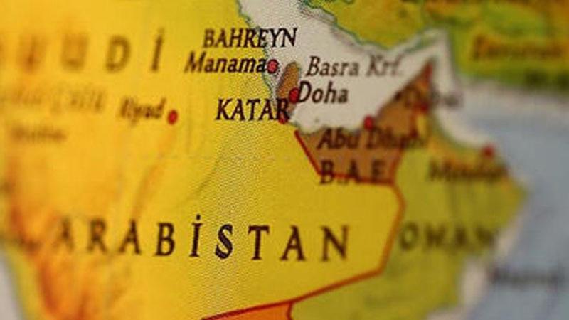 Katar, Suudi Arabistan hava sahasını kullanmaya başladı