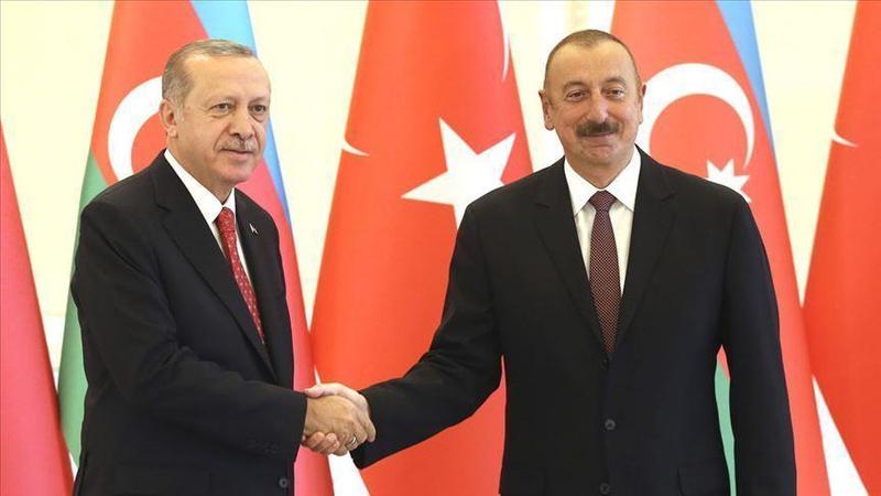 Erdoğan: Azerbaycan'a bu yeni dönemde desteğimiz sürecek
