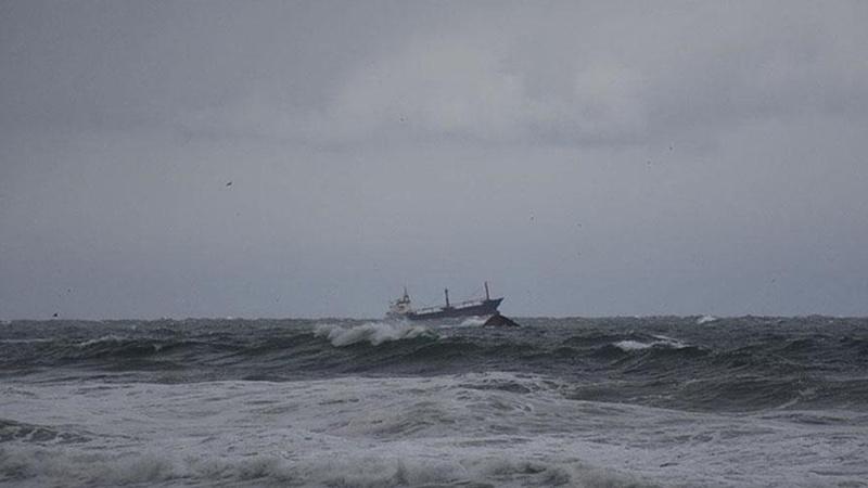 Rusya'dan Bartın'da batan kuru yük gemisine soruşturma!