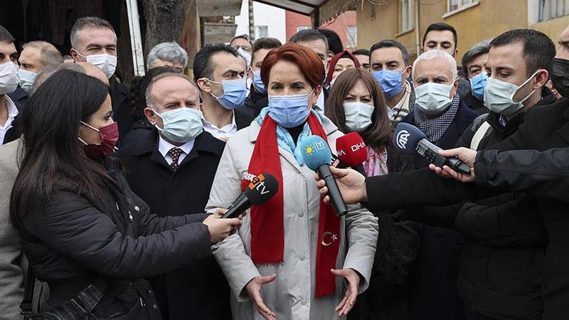 Meral Akşener'den 'HDP ile ittifak' sorusuna yanıt