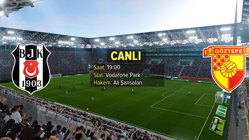 Beşiktaş, Göztepe'yi ağırlıyor