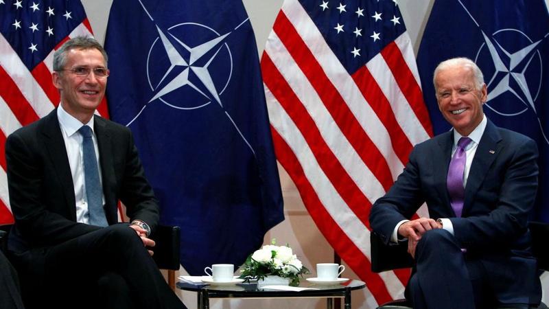 Biden ile NATO Genel Sekreteri arasında önemli görüşme