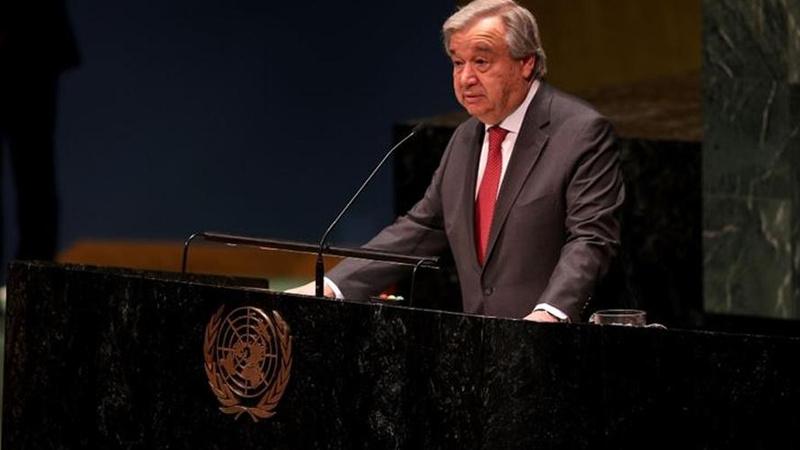 Kıbrıslı taraflar ve garantör ülkeleri bir araya gelebilir