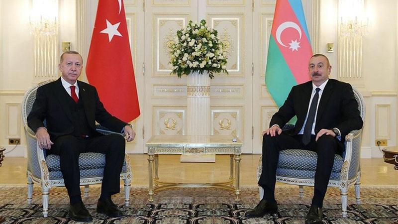 Aliyev'den Erdoğan'a 'Ağdam' tebriği