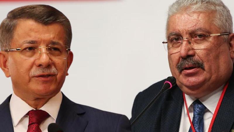 MHP'li Yalçın'dan Davutoğlu'na koalisyon tepkisi