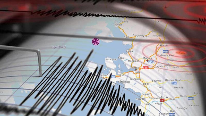 İzmir'deki son depremleri uzmanlar değerlendirdi