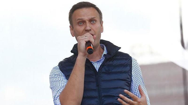 AB'den Navalny çağrısı