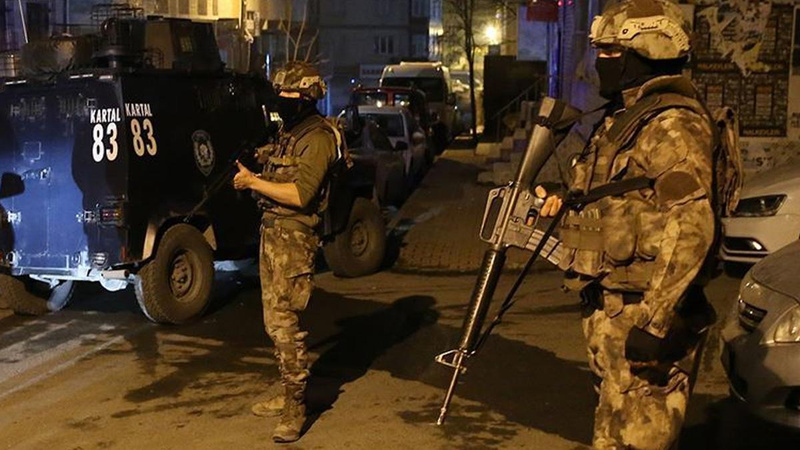 Terör örgütü PKK'ya yönelik operasyon başlatıldı