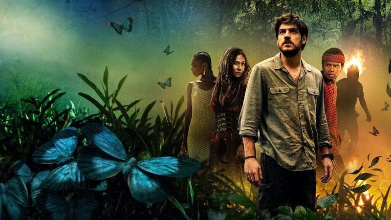 Netflix'in yeni dizisi Invisible City'de 'Muhafız' havası
