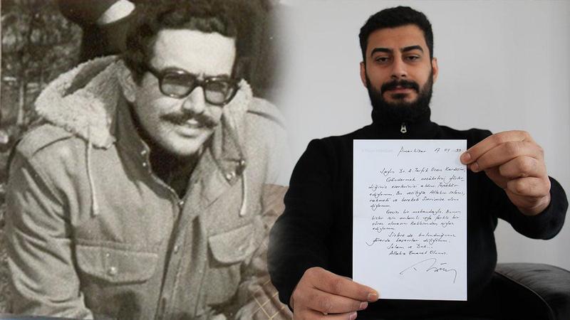 Cumhurbaşkanı Erdoğan'ın mektubu 22 yıl sonra ortaya çıktı