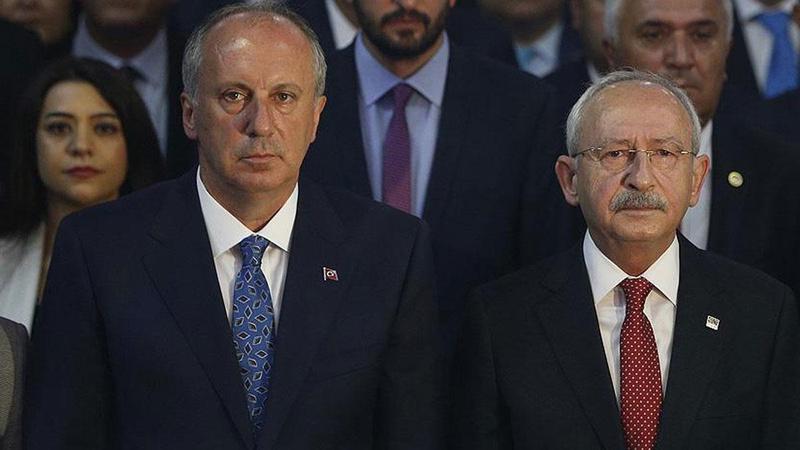 Kılıçdaroğlu'dan Muharrem İnce'nin istifasına ilk yorum