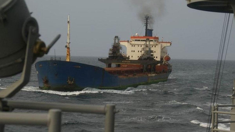 Dışişleri'nden, kurtarılan denizcilerle ilgili açıklama