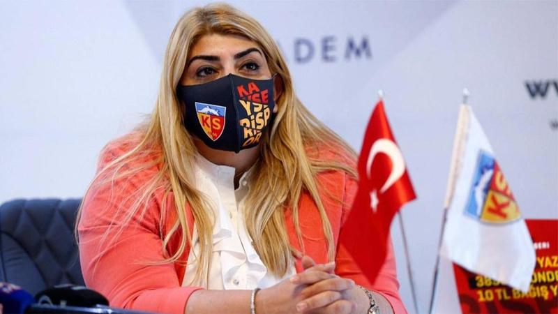 Kayserispor'dan hakem kararlarına tepki