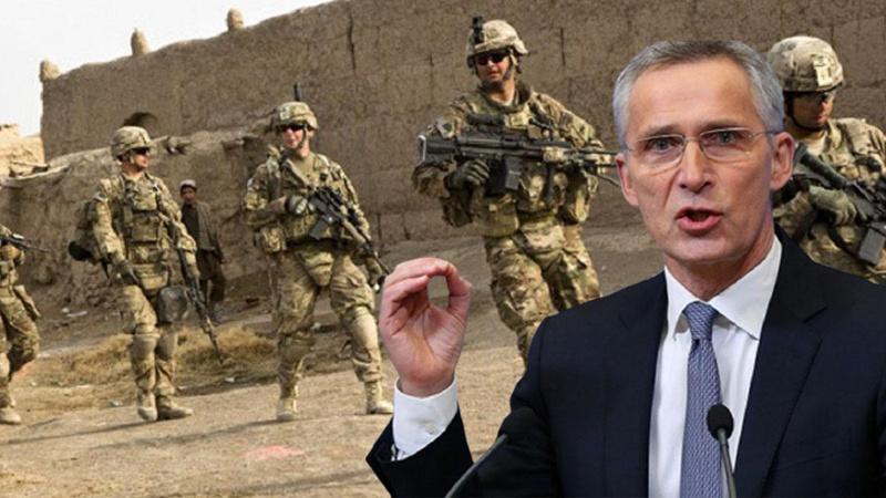 NATO'dan Afganistan'dan ayrılma sinyali