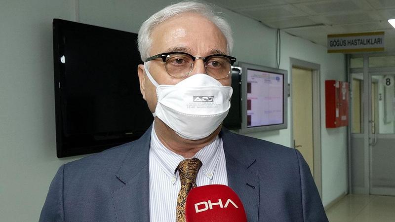 Prof. Özlü'den Karadeniz'deki vakalarla ilgili açıklama