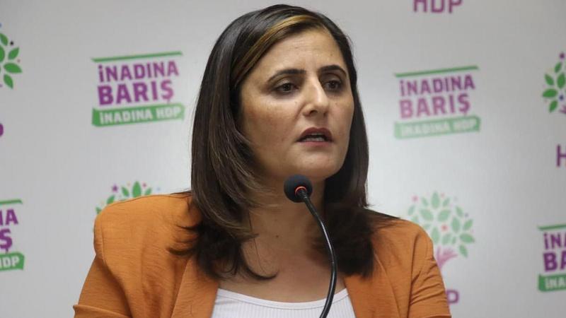 HDP'li Dirayet Dilan Taşdemir hakkında soruşturma başlatıldı