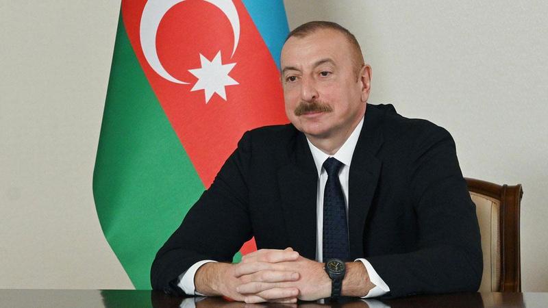 Aliyev: Soykırımın intikamını savaş meydanında aldık
