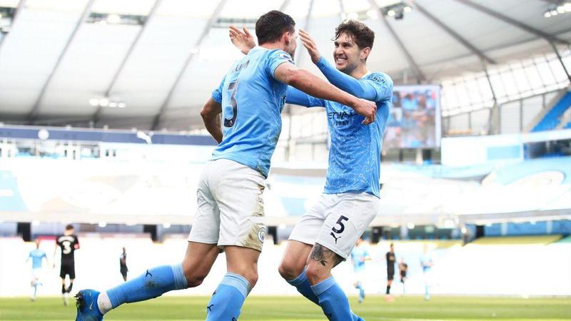 Manchester City galibiyet serisini 20 maça çıkardı