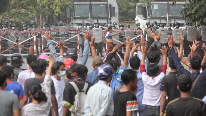 Dışişleri Bakanlığından Myanmar açıklaması