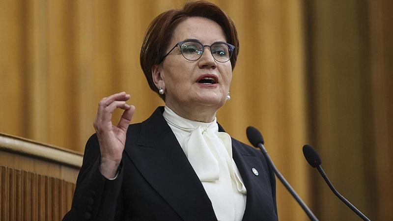 Meral Akşener'den 'fezleke' açıklaması