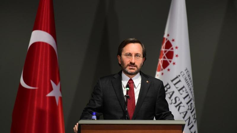 İletişim Başkanı Altun'dan, İYİ Parti'ye 'parafraks' yanıtı