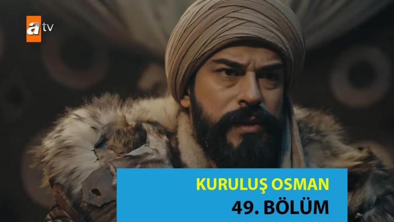 Kuruluş Osman 49. Bölüm İzle