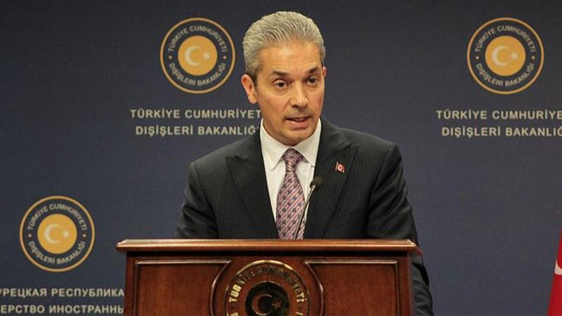 Türkiye'den Yunanistan'a çok sert FETÖ tepkisi