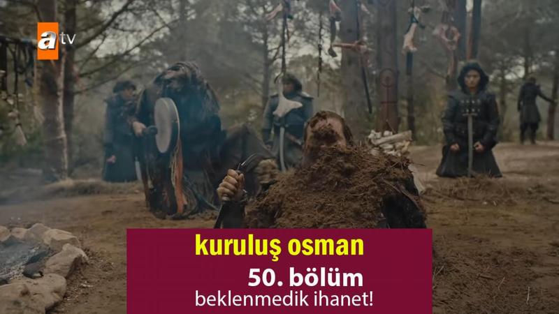 Kuruluş Osman 50. Bölüm İzle - ATV