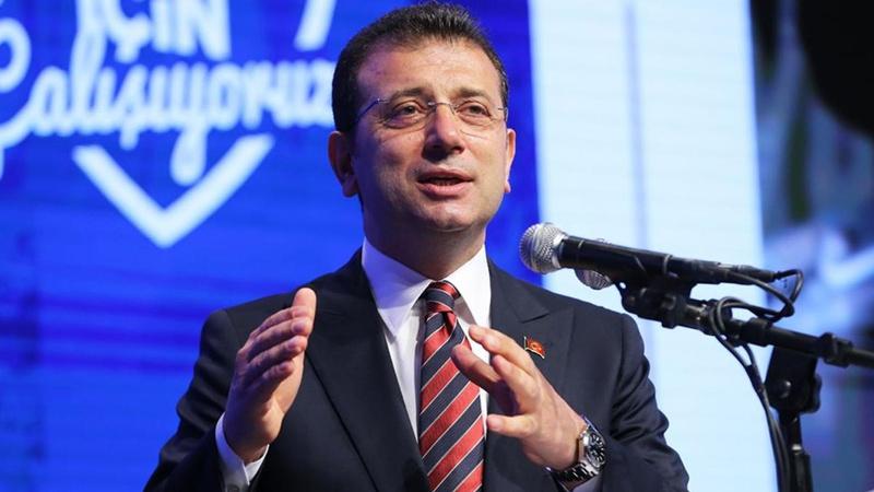 İmamoğlu'dan mahkeme kararına açıklama