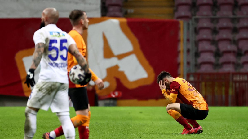 Çaykur Rizespor'dan Galatasaray maçı sonrası olay tweet