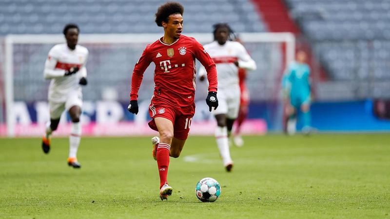 Bayern Münih 10 kişiyle 4-0 kazandı