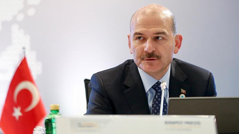 İçişleri Bakanı Soylu'dan İstanbul Sözleşmesi açıklaması