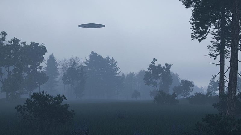 ABD'de bir UFO itirafı daha!