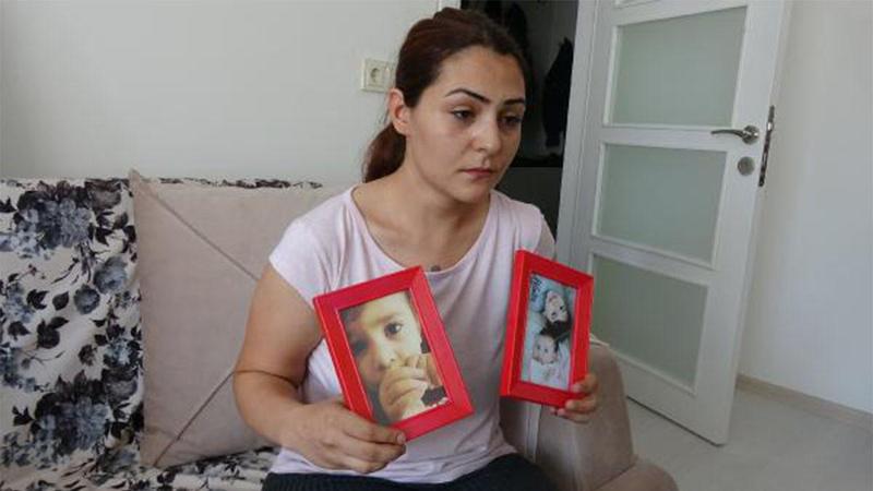 Oğlunu öldüren baba tahliye oldu! Eşi karara isyan etti