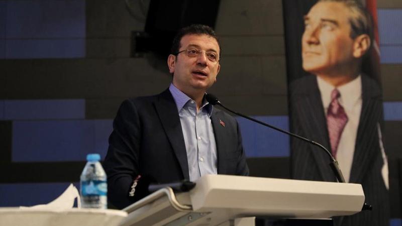 İmamoğlu'dan 'Beton Kanal' tepkisi