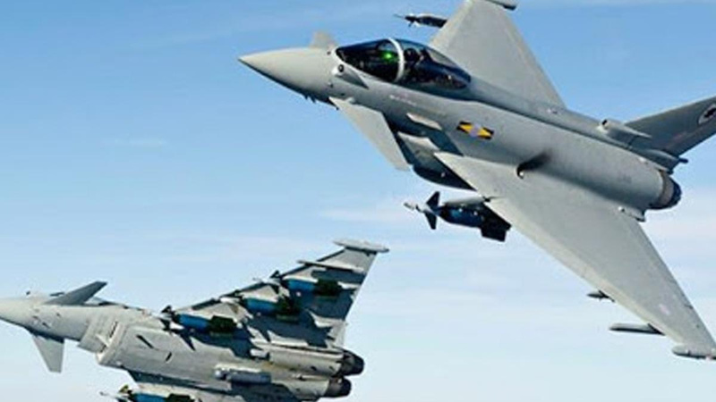 Havada NATO-Rus çekişmesi!
