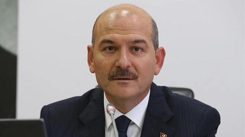 Bakan Soylu, AKPM Başkanı ile bir araya geldi!