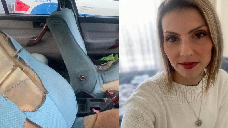 Cesedini yolcu gibi oturtup... Arzu cinayetinde yeni gelişme