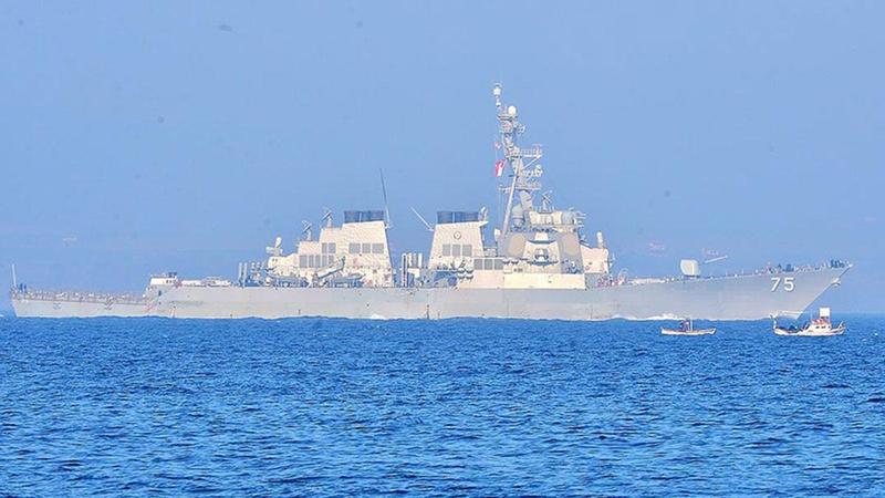 Tansiyon yükseliyor: Karadeniz'e savaş gemisi...