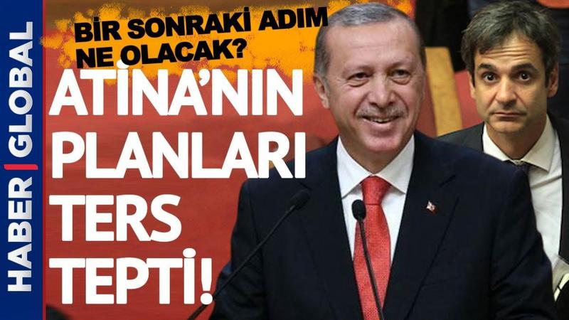 Libya Hükümeti Türkiye'de, Yunanistan Libya'ya gidiyor!