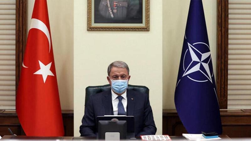 Bakan Akar'dan NATO ile kritik Afganistan görüşmesi
