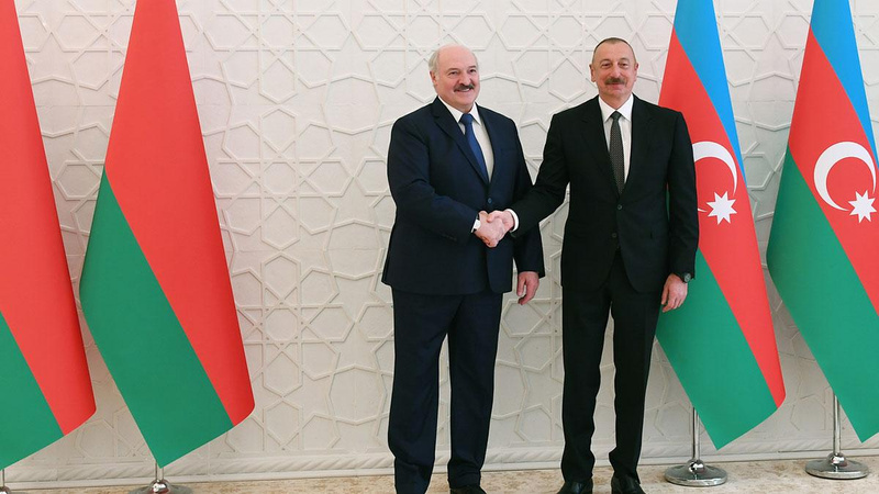 Lukaşenko ile Aliyev'den kritik mesaj