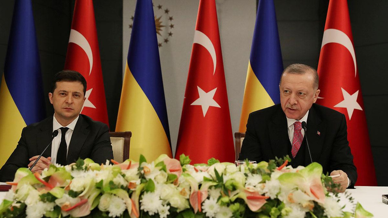 Ukrayna'dan 'Türkiye'ye tatile gidin' çağrısı