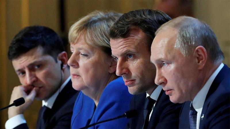 Ukrayna krizi için diplomasi umudu!