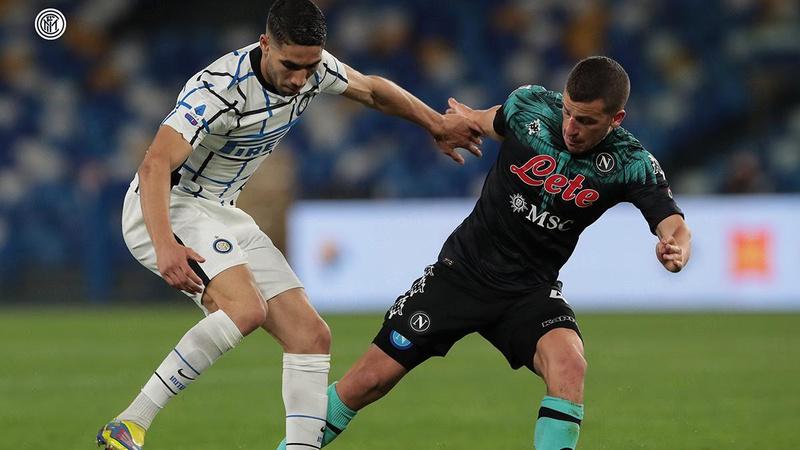 Inter, Napoli'ye de yenilmedi