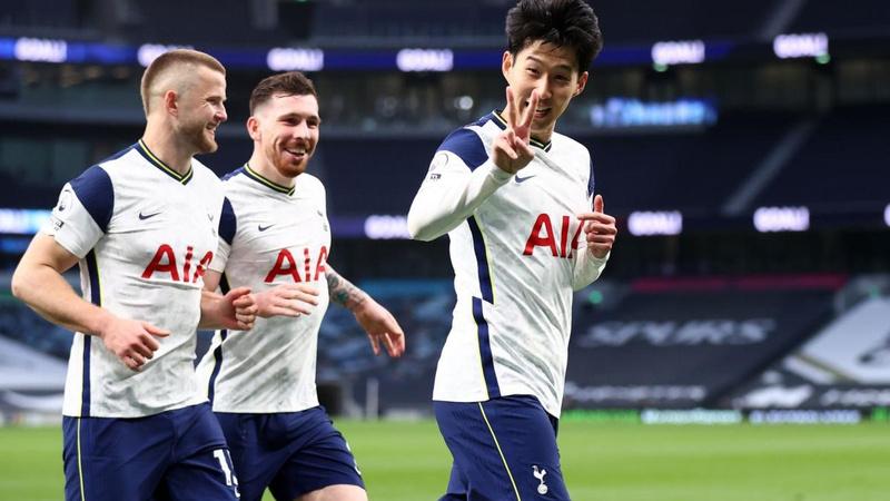 Tottenham, Mourinho'suz ilk maçından galibiyetle ayrıldı