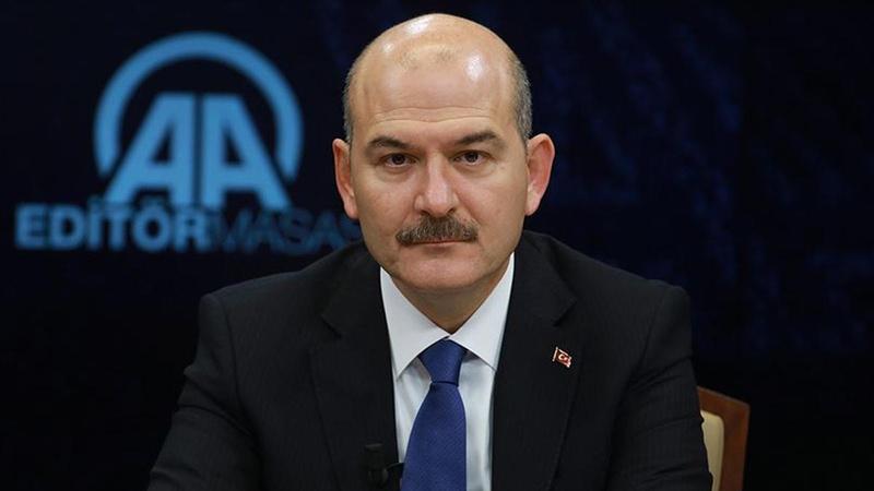 Bakan Soylu'dan İstanbul Sözleşmesi paylaşımı
