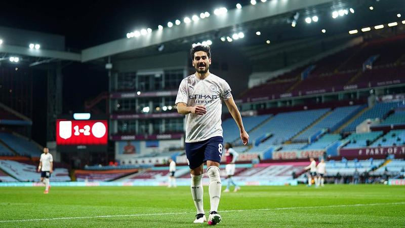 Manchester City 1-0 yenik başladığı maçı kazandı