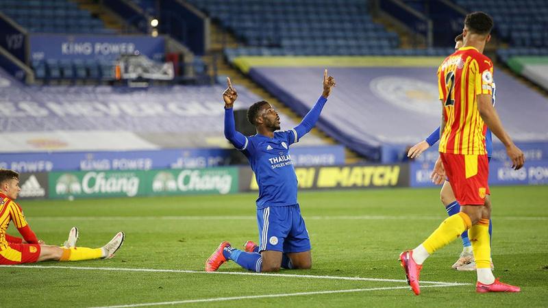 Leicester City şov yaptı