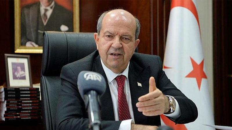 KKTC Cumhurbaşkanı Tatar yarın Türkiye'ye geliyor!